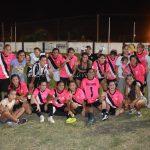 Deportivo Santa Rosa 3 - La Perla del Oeste 2 (Femenino)