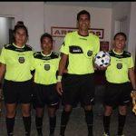 Designaciones arbitrales Copa Santa Fe Femenina