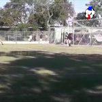 El gol de Laura Gómez, para el empate de La Salle ante Peñarol (Apertura B Femenino)