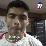 Joaquín Duré, palpita el debut de Independiente en Copa Santa Fe