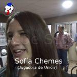 Sofía Chemes, palpita del debut de Unión en la Copa Santa Fe Femenina