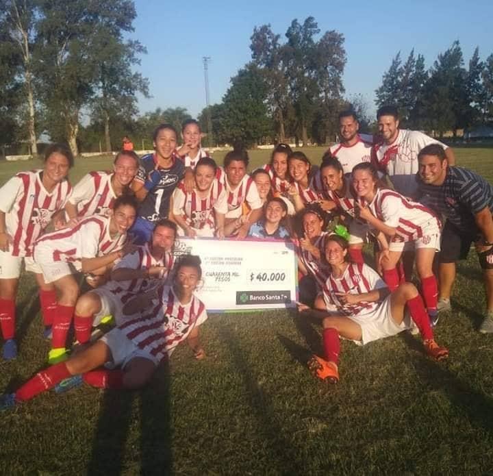 Unión y Deportivo Santa Rosa, a la próxima fase de Copa Santa Fe