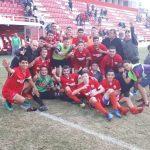 Unión 1 - Independiente 2