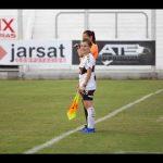 Candela Larrondo, debutó con 1 gol en Platense