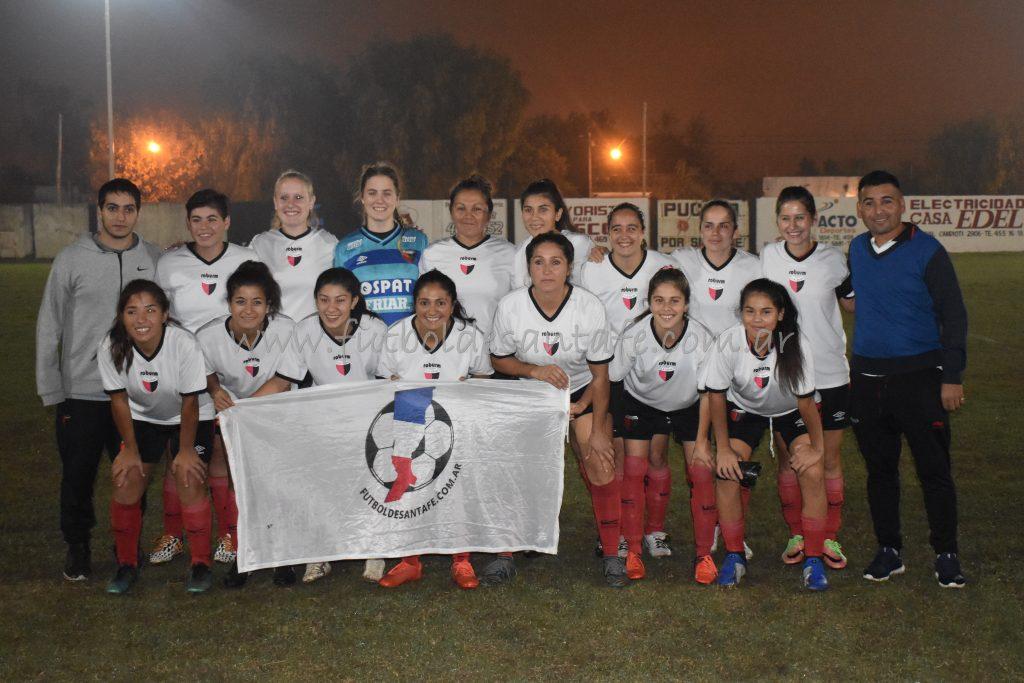 Colón 0 - La Perla del Oeste 0 (Síntesis femenino)