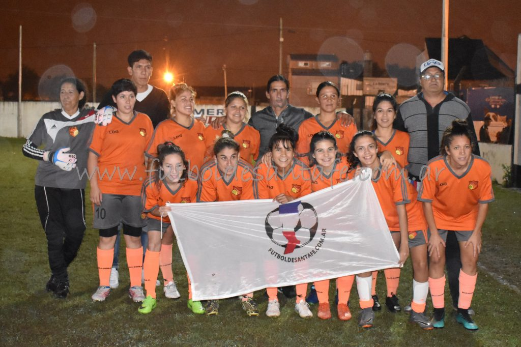Las Flores 1 - Deportivo Santa Rosa 2 (Síntesis Femenino)