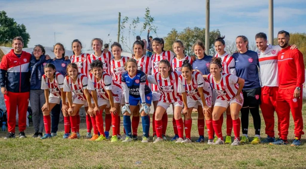 Deportivo Santa Rosa - Unión (Síntesis Femenino)