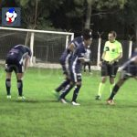Con este gol, Gimnasia le ganó a Pucará