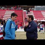 Ezequiel Durán, el técnico campeón Copa Santa Fe Femenina