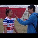 La capitana de Unión, festejó la consagración en Copa Santa Fe