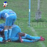 El tercer gol de Nuevo Horizonte ante Ciclón Norte