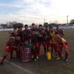 Defensores de Peñaloza 2 - Juventud Unida 3