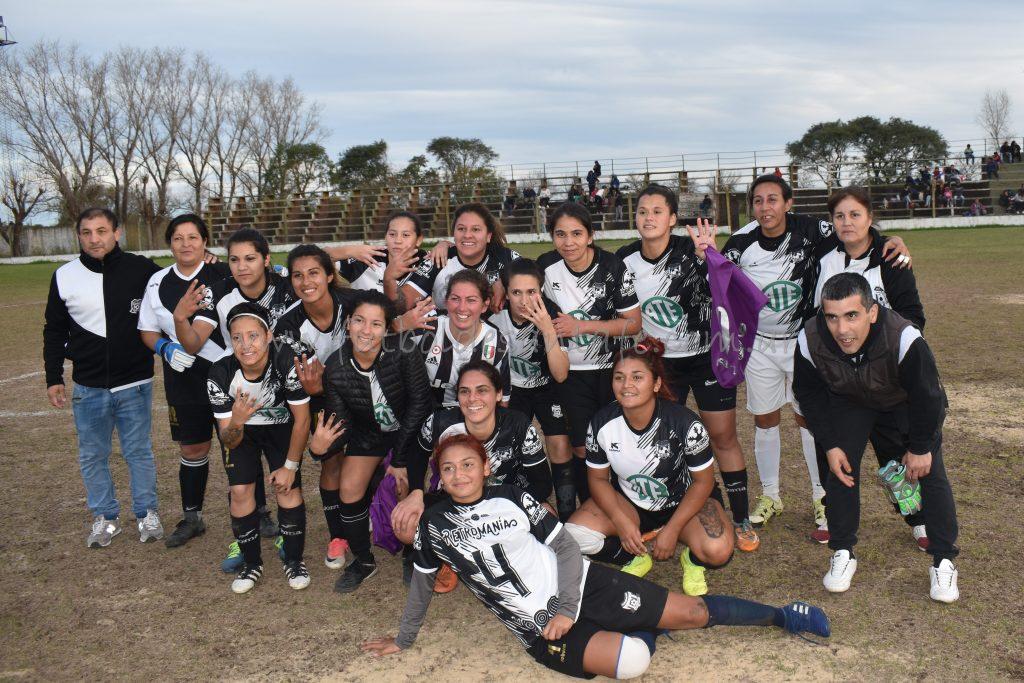 La Perla del Oeste 0 - Deportivo Santa Rosa 4 (Síntesis Femenino)