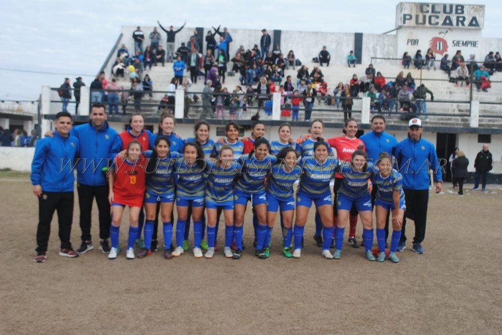 Alvear 2 - Náutico El Quillá 0 (Final Apertura B, Juan José Morano)