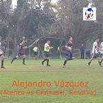 El gol de Ateneo en Reserva, ante Gimnasia y Esgrima