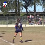Los goles de Náutico El Quillá 4 - Peñarol 0. (Ascenso Femenino)