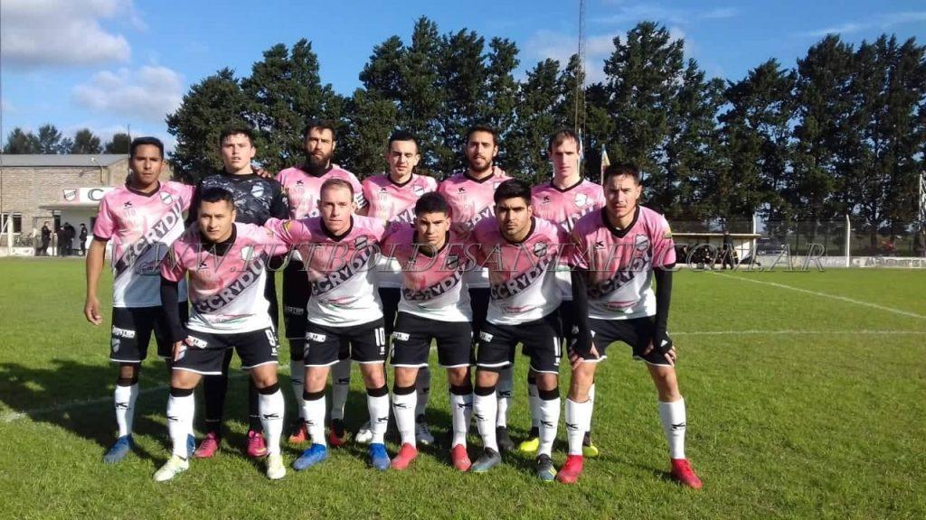 Unión de Santo Domingo 2 - Atlético Pilar 1 (la síntesis)