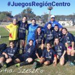 Triunfo del Femenino en Región Centro
