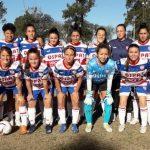 Unión 1 - Deportivo Santa Rosa 0 (Clausura Femenino)