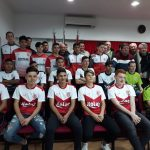 El listado del Sub 15, Liga Rafaelina