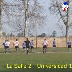Nueva edición goles La Salle - Universidad