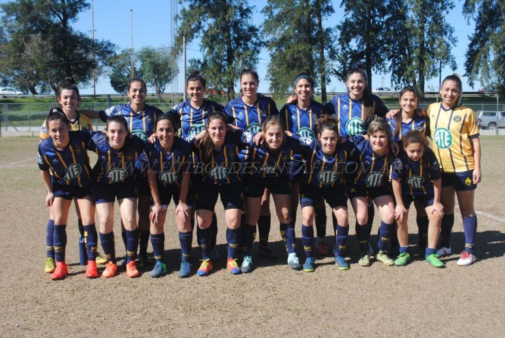 Náutico El Quillá 1 - La Salle 0 (Clausura Femenino)