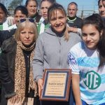 San Cristóbal 1 - Deportivo Agua FC 1 (Clausura Femenino)