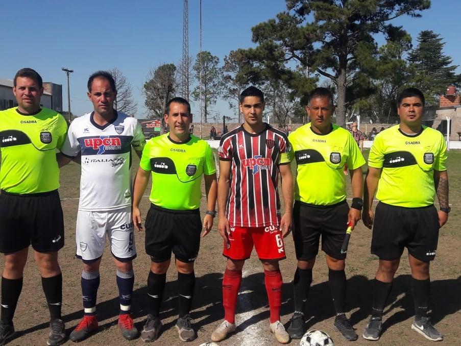 Juventud Unida 2 - Atenas 1