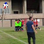 Los goles de Ateneo ante Colón, en el Batres