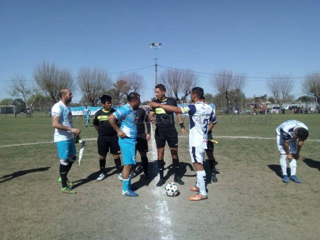 Resultados, fecha 4, Zona Campeonato A, Clausura Pascual