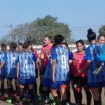 Con garra y corazón el selectivo femenino de Liga Santafesina, clasificó