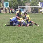 El informe de Polideportivo Videla 1 - Central Oeste 2 (Video)
