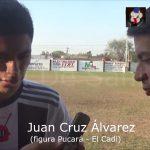 Juan Cruz Álvarez, figura Pucará - El Cadi