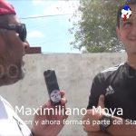 Maximiliano Moya, será árbitro contratado por AFA