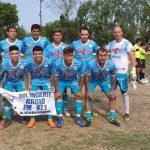 Nuevo Horizonte 3 - Atlético Floresta 0