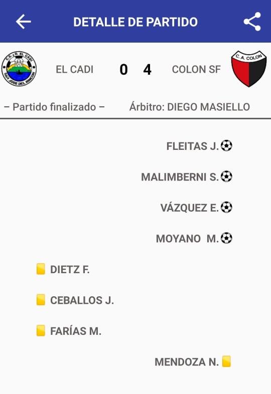 El Cadi 0 - Colón 4 (La síntesis)