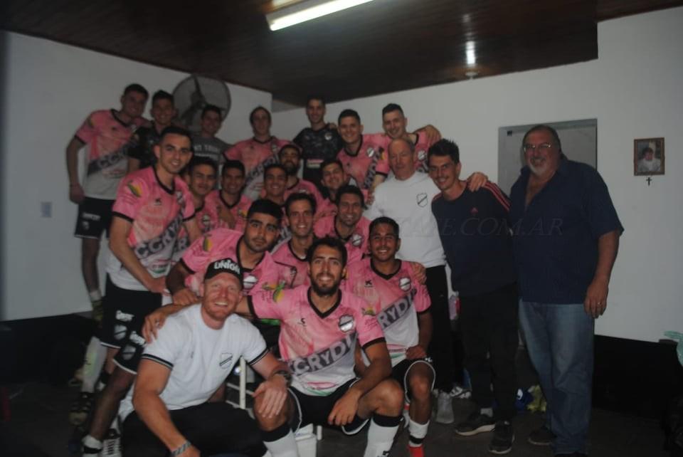 Unión de Santo Domingo 1 - Sportivo del Norte 0 (la síntesis)
