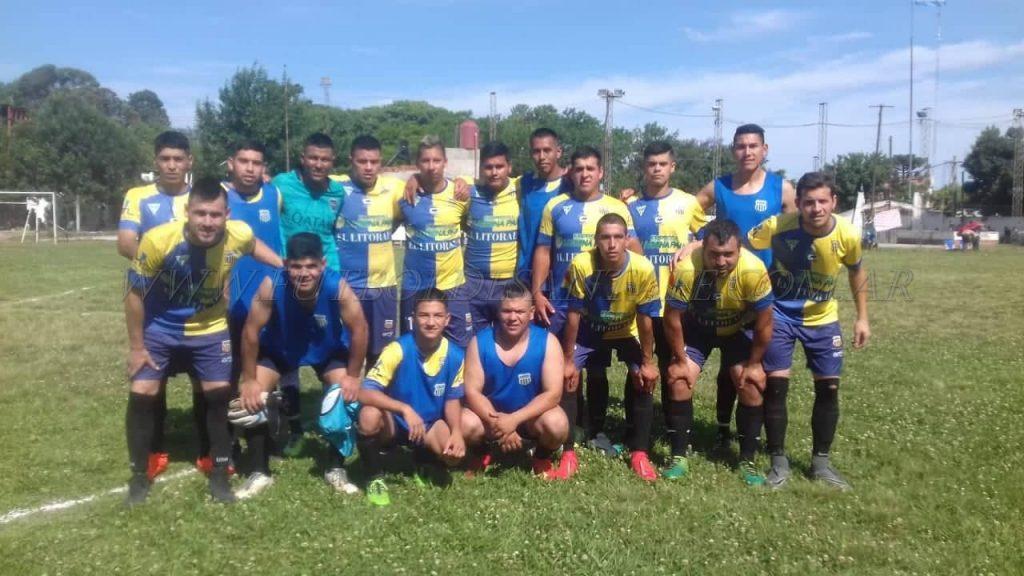 Central Oeste 0 - Polideportivo Llambi Campbell 3 (la síntesis)