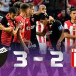 Colón 3 - Estudiantes 2 (Los goles)