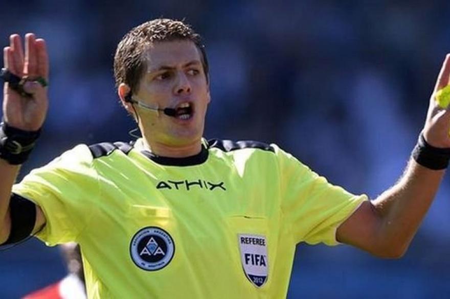 Se conocieron los árbitros, fecha 14, Superliga Argentina 2019/2020