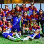 El Cadi 0 - Santa Fe FC 2 (Síntesis Femenino)