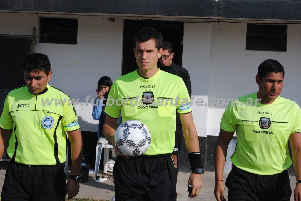Enzo Silvestre, será el árbitro de la final por el 2do ascenso