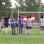 El gol de Daina Sosa (parcial Alvear 1 Unión 0. Clausura Martín Denat, Campeonato)