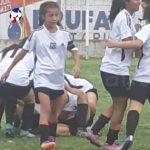 El gol de Fabiana Díaz, Colón 1 - Deportivo Santa Rosa 1 (Reserva Juan José Morano)
