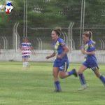 El gol de Virgina Coronel (Parcial Alvear 2 - Unión 1, Clausura Martín Denat, Campeonato