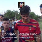 """El """"Mono"""" Peralta Pino, figura de Ateneo - Colón de San Justo"""
