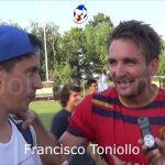 Francisco Toniollo, emocionado por el título de Ateneo