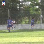 Gol de Lucía Roca (parcial Alvear 2 - Unión 2, Clausura Martín Denat, Campeonato