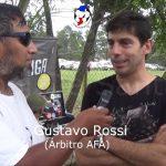 Gustavo Rossi, presenció Ateneo - Colón de San Justo