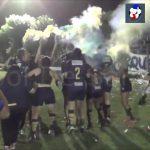 Los festejos de Náutico El Quillá, campeón del Femenino